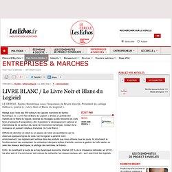 LIVRE BLANC / Le Livre Noir et Blanc du Logiciel