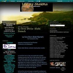 Le livre Divin- Elahi Nameh - wicca-life by Dharma