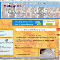 Livre dont tu es le héros - Multiclasses ...