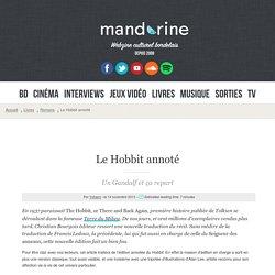 Le Hobbit annoté - mandorine.fr