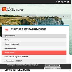 Livre et lecture - La Région Normandie