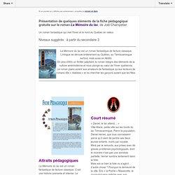 Livre du mois - novembre 2012