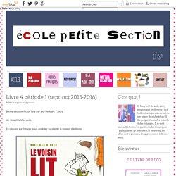 Livre 4 période 1 (sept-oct 2015-2016)