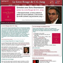 Le Livre Rouge - The Red Book of Jung - C.G. Jung