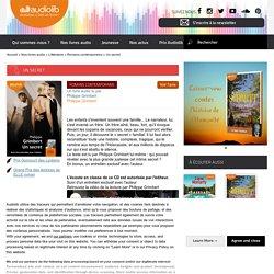 "Livre audio ""Un secret"", de Philippe Grimbert"