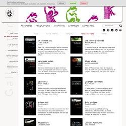 Nos livres - éditions Gallmeister