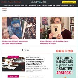 Livres - madmoiZelle.com