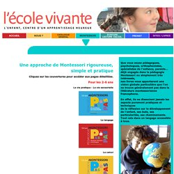 Livres Montessori