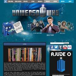Universo Who - O primeiro e melhor site de Doctor Who do Brasil!