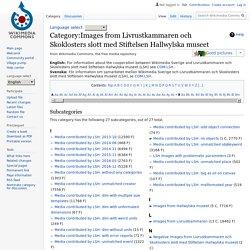 Category:Images from Livrustkammaren och Skoklosters slott med Stiftelsen Hallwylska museet – Wikimedia Commons