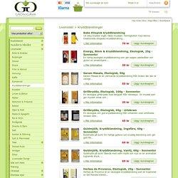 Livsmedel>Kryddblandningar - Grön Gåva