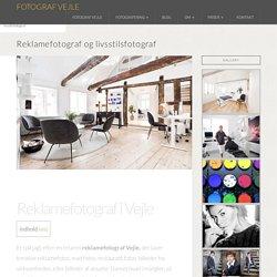 Reklamefotograf og livsstilsfotograf - Fotograf Vejle