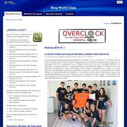 Blog World Class - Axular Lizeoaren Portfolio Elektronikoa