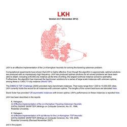 LKH (Keld Helsgaun)