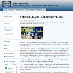 DÍA DE LOS BETAS ESTELARES by krmnfr