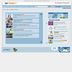 FLE - ressources interactives