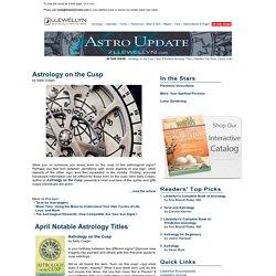 Astro Update - April 2015