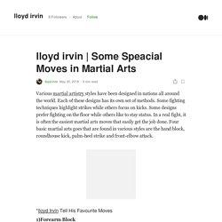Lloyd Irvin - Mixed Martial Arts - Braxilian Jiu Jitsu