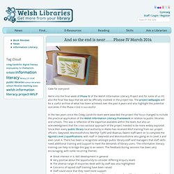 library.wales.org: