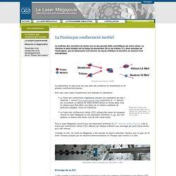 LMJ : Les expériences