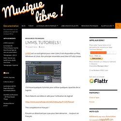 LMMS, tutoriels !