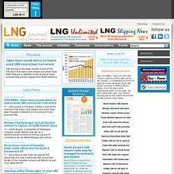 LNG Journal - Daily LNG News