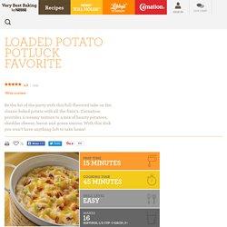 Loaded Potato Potluck Favorite