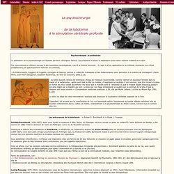 Lobotomies et leucotomies