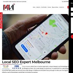 Local SEO Expert Melbourne - Make My Website