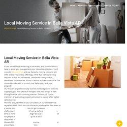 Local Moving Service in Bella Vista AR - MOVEIN NWA