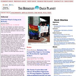 Berkeley Daily Planet