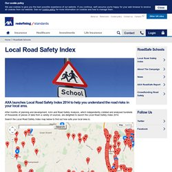 Local Road Safety Index