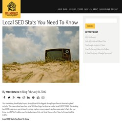 Local SEO Stats You Need To Know