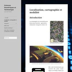 Localisation, cartographie et mobilité