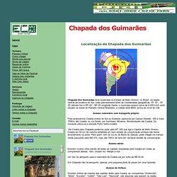 Localização de Chapada dos Guimarães.