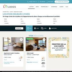 5000 annonces d'appartements à louer à Paris