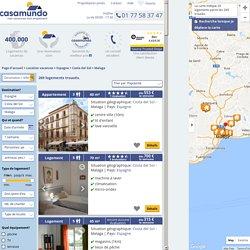 Location appartement Malaga à bas prix - CASAMUNDO