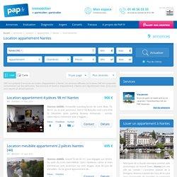 Location appartement Nantes (44) - Appartement à louer à Nantes