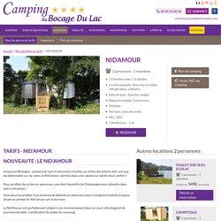 Location cabane dans les arbres en Bretagne, NID'AMOUR - Location vacances Bretagne - Au Bocage du Lac