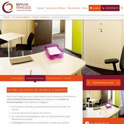 Location de bureaux à Nantes - Commerce