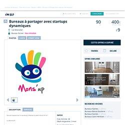 Location de bureau Nantes : Bureaux à partager avec startups dynamiques