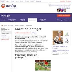 Location potager : tout savoir sur la location du potager