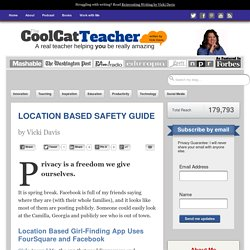 Location Based Safety Guide