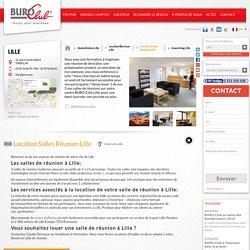 Location de salles de réunion à Lille