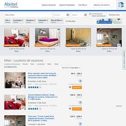 Location vacances Milan : toutes les locations - Abritel