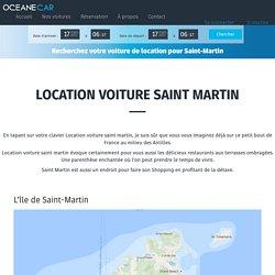 location voiture saint martin - Oceanecar.com
