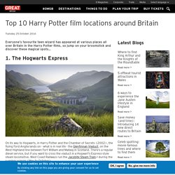 Top 10 Harry Potter film locations around Britain