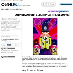 Lockdown 2012: Security at the Olympics