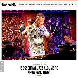 Joe Locke's Essential Jazz Listening