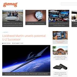 Lockheed Martin unveils potential U-2 Successor